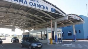 Румынские пограничники остановили молдаванина из-за украденного из Италии прицепа (ФОТО)