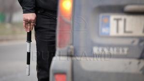Минувшей ночью в Дрокиевском районе инспекторы остановили больше сотни водителей