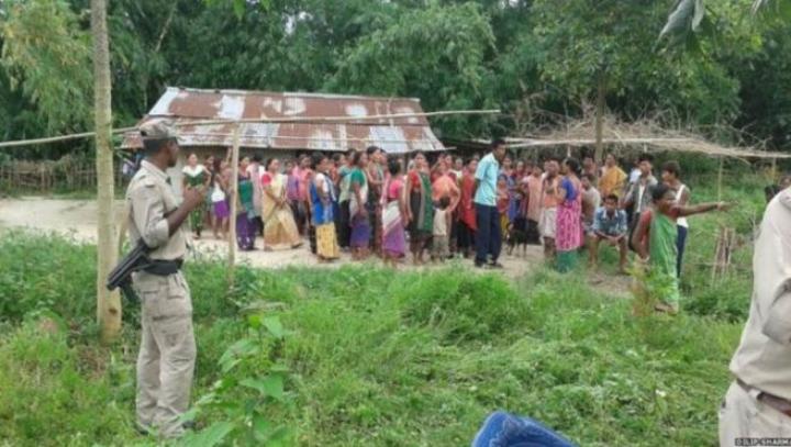 В Индии женщину обезглавили, заподозрив ее в колдовстве