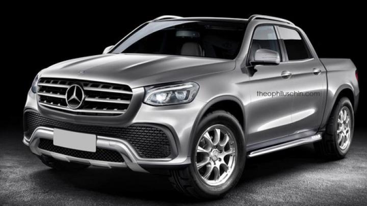 Mercedes-Benz намерена сделать все для аутентичности своего пикапа