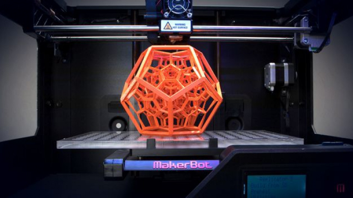 Российских школьников будут учить работе с 3D-принтерами