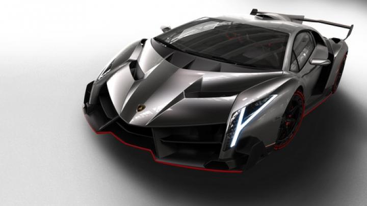 Lamborghini готовит презентацию нового суперкара