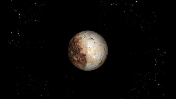 New Horizons заснял сердце на Плутоне (ФОТО)