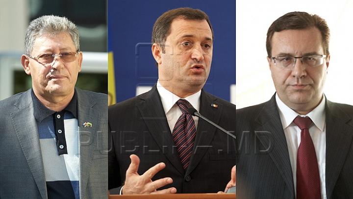 Лидеры ДПМ, ЛДПМ и ЛП приступили к работе над правительственной программой