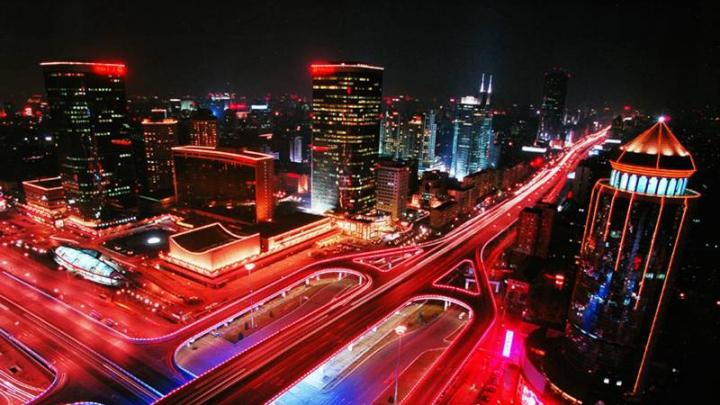 Город на 130 миллионов жителей появится в Китае