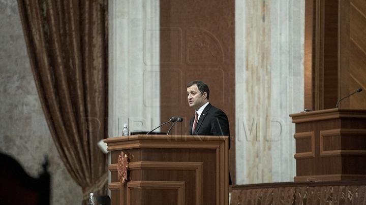 Влад Филат озвучил крайний срок формирования нового правительства