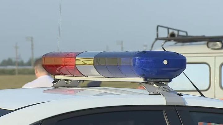 Пассажирский автобус упал в кювет в Иркутской области: пострадали семь человек