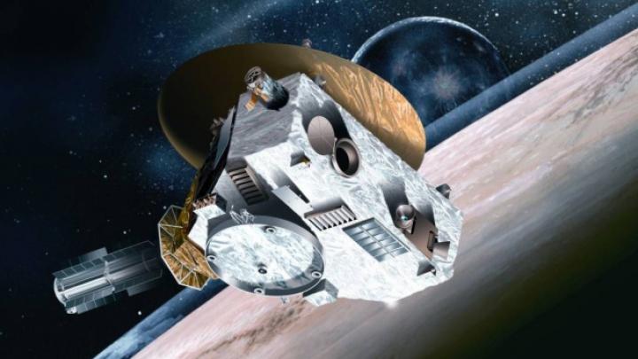 Аппарат НАСА впервые в истории долетел до Плутона