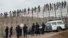 Около 400 нелегалов попытались проникнуть на территорию Испании через Марокко