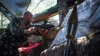 МВД Украины сообщило об обстрелах Марьинки: ранен местный житель