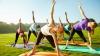 В столице фитнес-инструктор организует бесплатные занятия на свежем воздухе