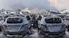В Интернете появились апокалиптические кадры из эпицентра взрыва в Китае (ВИДЕО)