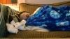 Из-за резкого похолодания участились случаи простуды