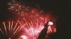 Празднование Дня независимости закончилось красочным фейерверком