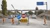 Не работа, а курорт: рабочие на дороге Бакчалия-Флорика бездельничают и меняют бензин на вино