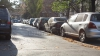 Нетрезвые водители пытались сбежать от полиции через один из дворов на Ботанике