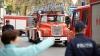 Пожар в столице: загорелась мансарда на Албишоаре (ВИДЕО)