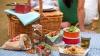 Пикник с органическими продуктами организовали на овчарне в Требуженах Оргеевского района