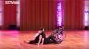 Танцовщица в инвалидном кресле произвела фурор на чемпионате мира по танго