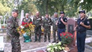 Ветераны конфликта на Днестре почтили память товарищей, павших за независимость Молдовы