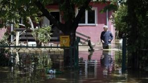 Пять человек погибли из-за ливней в Македонии