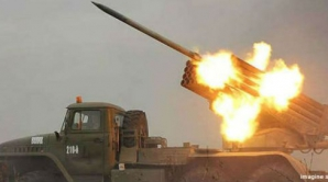 Позиции украинской армии были атакованы свыше 150 раз