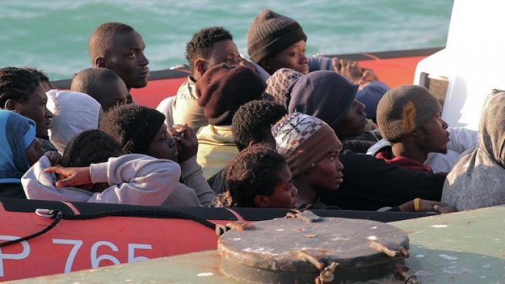 В кораблекрушении у берегов Ливии погибло не менее 40 нелегальных мигрантов