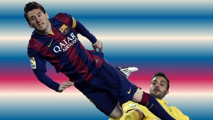 Лионеля Месси признали лучшим футболистом Европы