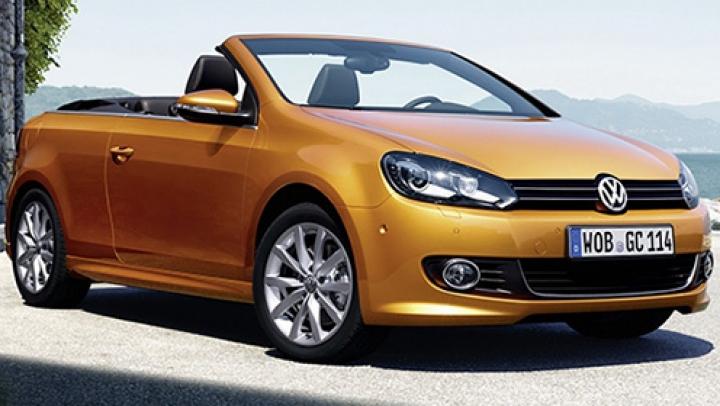 Volkswagen представил обновленную версию Golf (ФОТО)