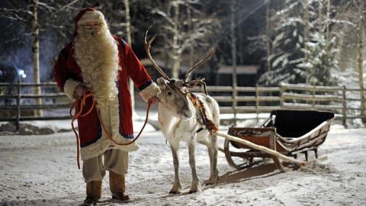Санта-Клаус в Финляндии обанкротился