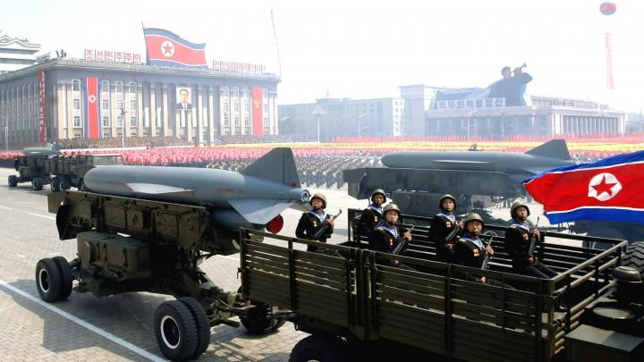 Южная Корея: КНДР удвоила артиллерийские силы на границе