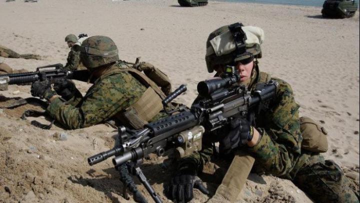 СМИ: Республика Корея привела войска в высшую степень готовности