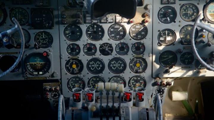Разбился сверхлегкий самолет в Испании, пилот погиб на месте