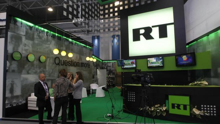 В Латвии отказались регистрировать представительство телеканала RT
