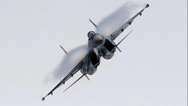 В Британии на авиашоу разбился самолет