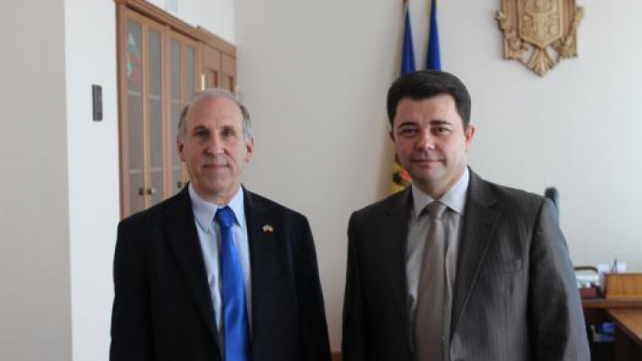 Виктор Осипов и посол США обсудили перспективы процесса приднестровского урегулирования