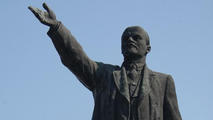 На Украине впервые за долгое время установили памятник Ленину