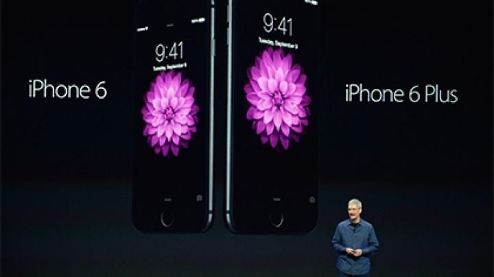 Продажи iPhone 6S и iPhone 6S Plus стартуют 18 сентября