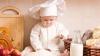 Кулинарный мастер-класс для малышей прошел в одном из столичных ресторанов