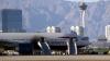 Пассажирский самолет загорелся в аэропорту Лас-Вегаса