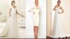 Всё больше невест предпочитают элегантные наряды без лишних украшений
