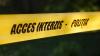 В полицию поступило сообщение о бомбе на столичной парковке