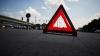 Лобовое столкновение в Кэлэрашском районе: в ДТП попали два грузовика (ФОТО)