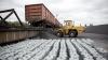 На оптовых складах цена угля выросла в разы (ФОТО)