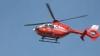 Вертолет «SMURD» доставил пациента из Кишинева в Яссы