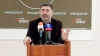 Юрий Рошка поддержал платформу DA и протестующих в центре Кишинева