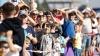 Авиашоу в международном аэропорту Кишинева посетили тысячи людей (ФОТО)