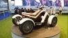 На Франкфуртском автосалоне представили квадроцикл для городских поездок