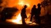 В Ставченах минувшей ночью загорелся автомобиль (ФОТО/ВИДЕО)