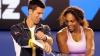 US Open: Серена Уильямс и Джокович вышли в четвертьфинал